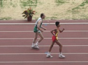 "2007 Special Olympics World Summer Games - ""I know I can"" - Finish line in sight for Team Ireland athlete"