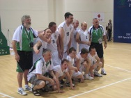 2007 Special Olympics World Summer Games: Team Ireland Men's Basketball Team