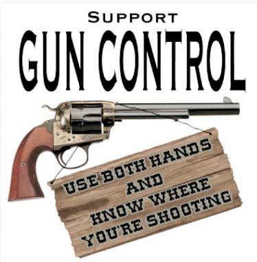 Gun Control Double Standards USA