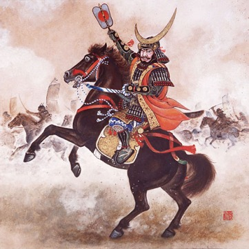 Genghis Khan Mongolia Niall of the Nine Hostages Ireland