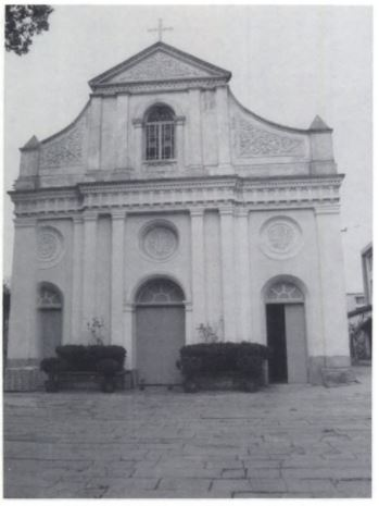 1990 - Hangzhou's Cathedral of Santa Maria Immaculate / Catholic Church of Our Lady Of The Immaculate Conception