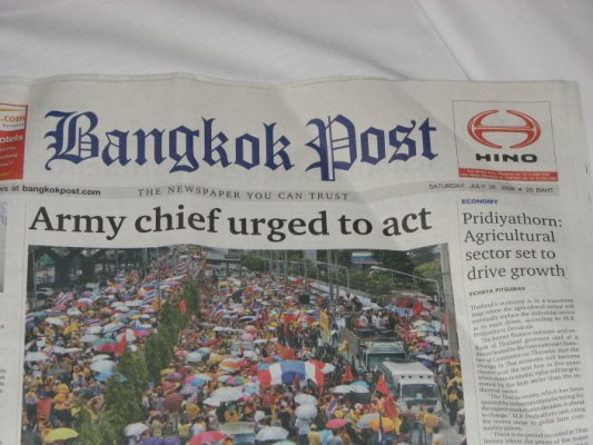 Building a woman from a man for US$6,325 - Bangkok Post Saturday July 24 2008 army chief urged to act