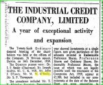 M.W. O'Reilly, Director, Industrial Credit Corporation 1959 AGM 1