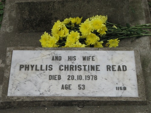 Phyllis Christine Read