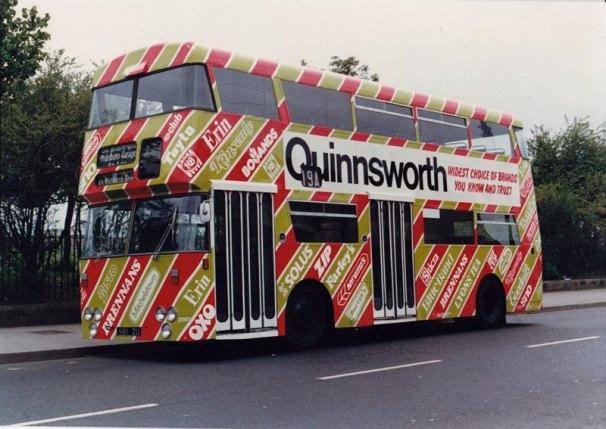 QUINNSWORTH Pat Quinn - Ireland's retail marketing pioneer