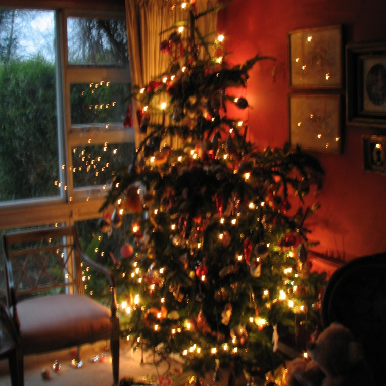 """The Warmth of Christmas"" - Home at Moorefield, County Dublin, Ireland"