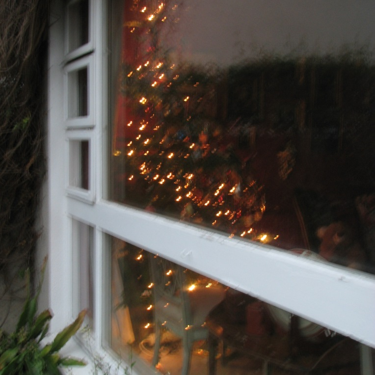"""""""The Warmth of Christmas"""" - Home at Moorefield, County Dublin, Ireland"""