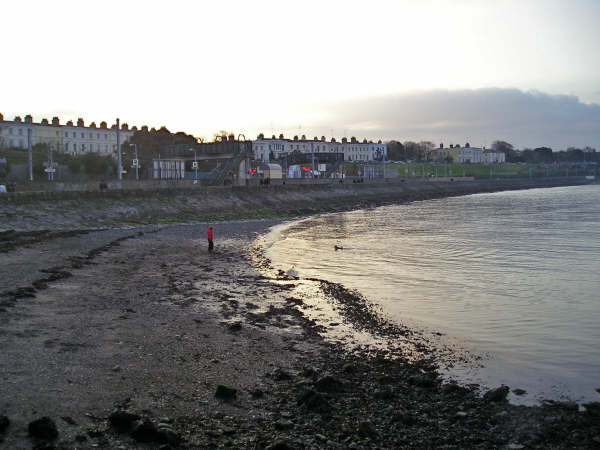 """M and M at Salthill Cove"" - County Dublin, Ireland"