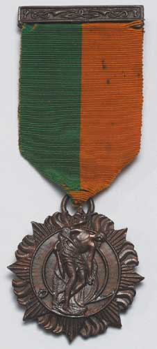 A True Irish Patriot Dr. Michael William O'Reilly -December 1889 - November 1971 - My father's father - Easter Rising 1916 Medal
