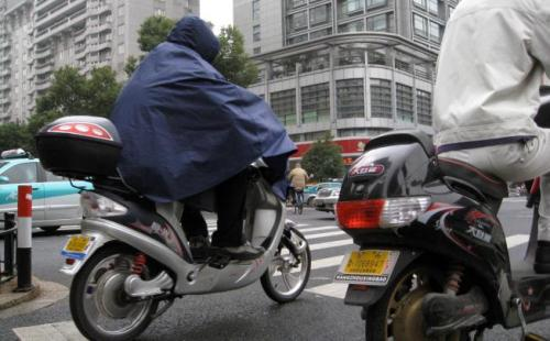 China Under The Hood - Hear no evil, see no evil, speak no evil - Something like 1,000,000 electric bicycles stalk the streets of Hangzhou