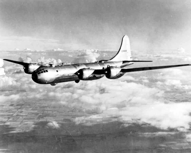 US Army Air Corps (USAAC) B-29 Super Flying Fortress