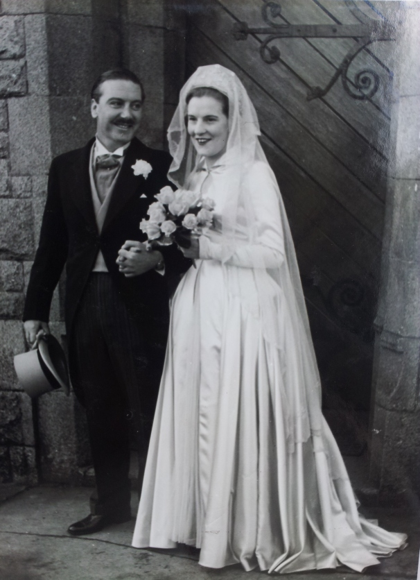 Today 60 years ago – 14th January 1953 Wedding Of Liam OReilly Kath Bryne - My Father and Mother
