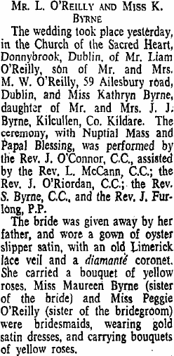 Irish times 150153 Mum and Dad Wedding 001