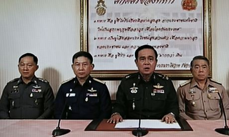 Thailand's 19th Military Junta