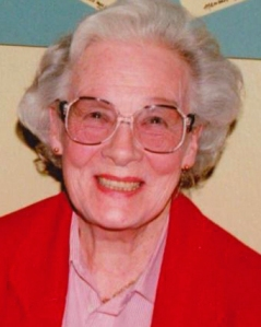Maureen Reihill (21st August 1919 - 26th September 2014)