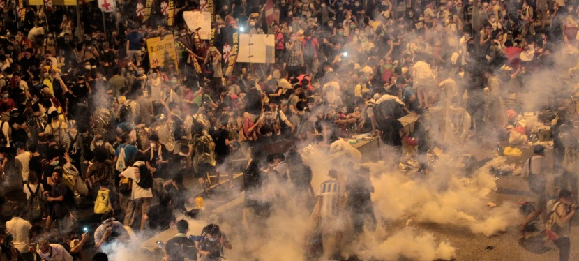 Extremely canny leadership is a must for Hong Kong's Umbrella Revolution movement
