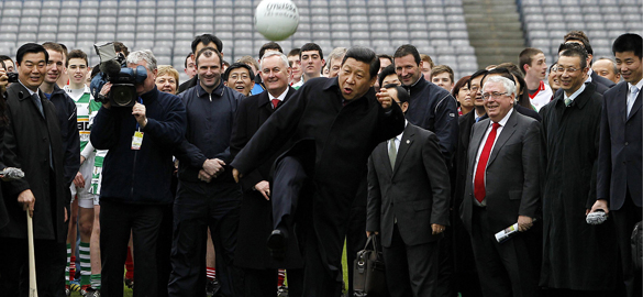State Visit to the People's Republic of China – President Michael D. Higgins ofIreland