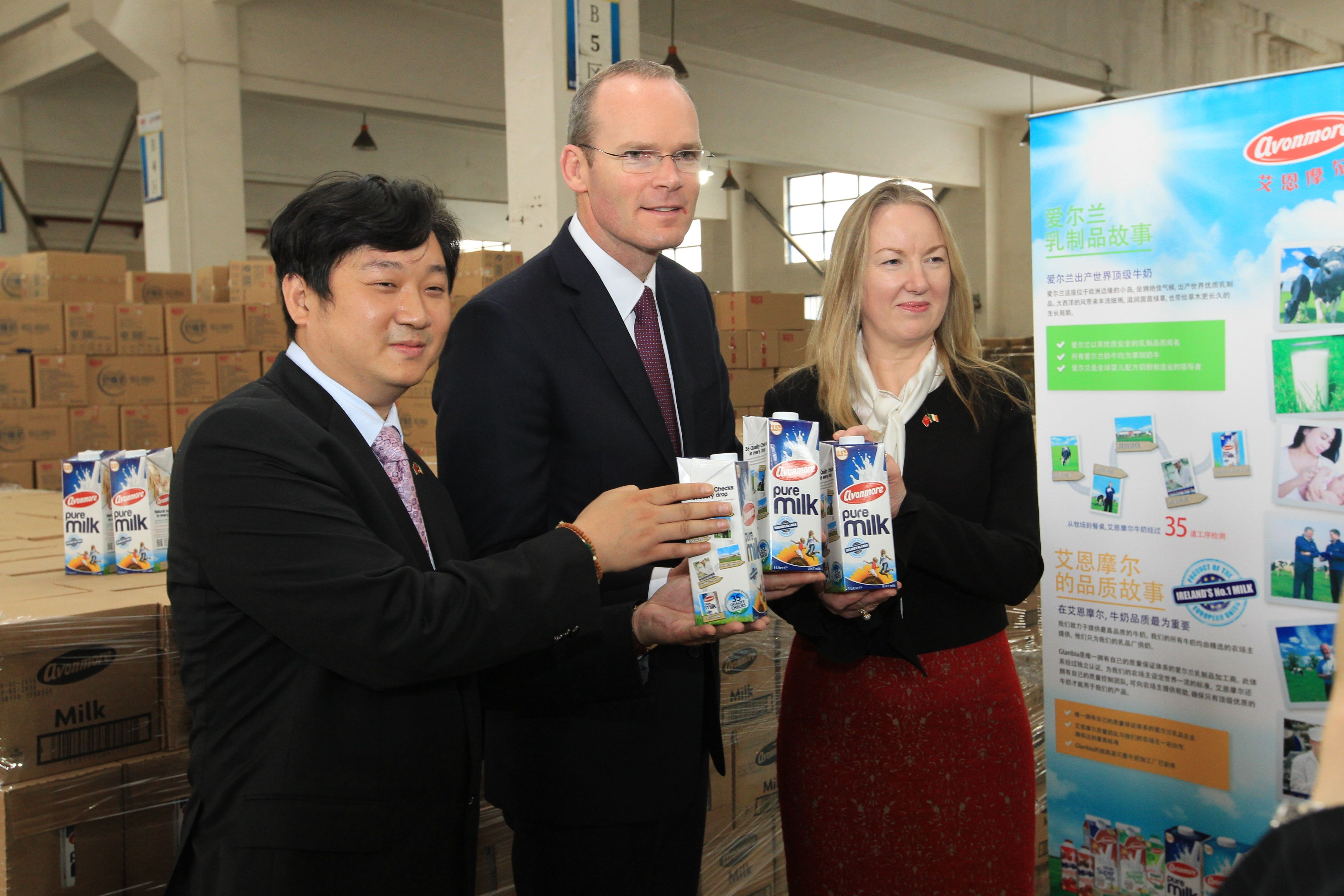 Glanbia launches Avonmore UHT milk in China