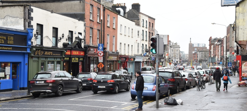 Parnell Street's Chinese community
